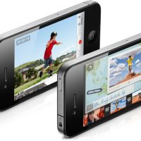 iPhone 4 par Apple