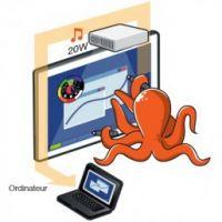 Présentation du vidéoprojecteur numérique interactif