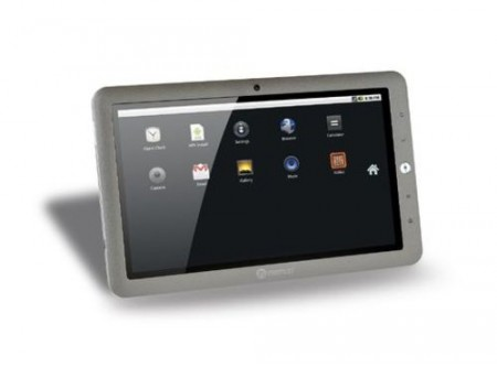 mediapad tablette tactile