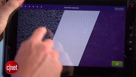 un type d'écran borne interactive
