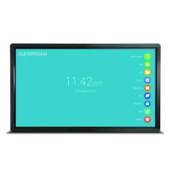 un écran tactile et interactif