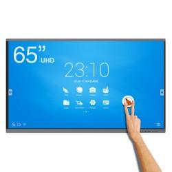 un modèle d'écran digital et tactile