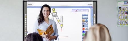 un modèle de TBI pour les classes de primaire